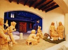 Presepi di Natale a Messina Foto