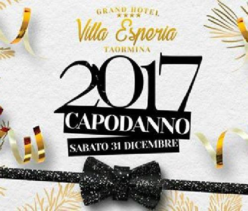 Capodanno Hotel Villa Esperia a Taormina Foto