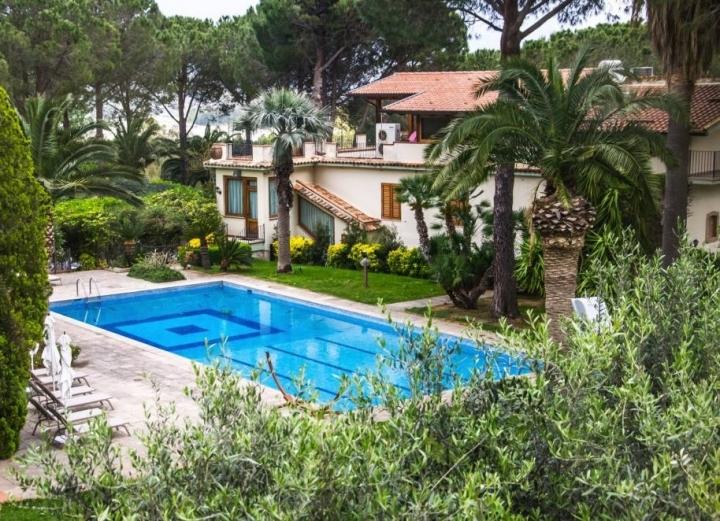 Capodanno Villa Laura Hotel Resort Rodi Milici Messina foto