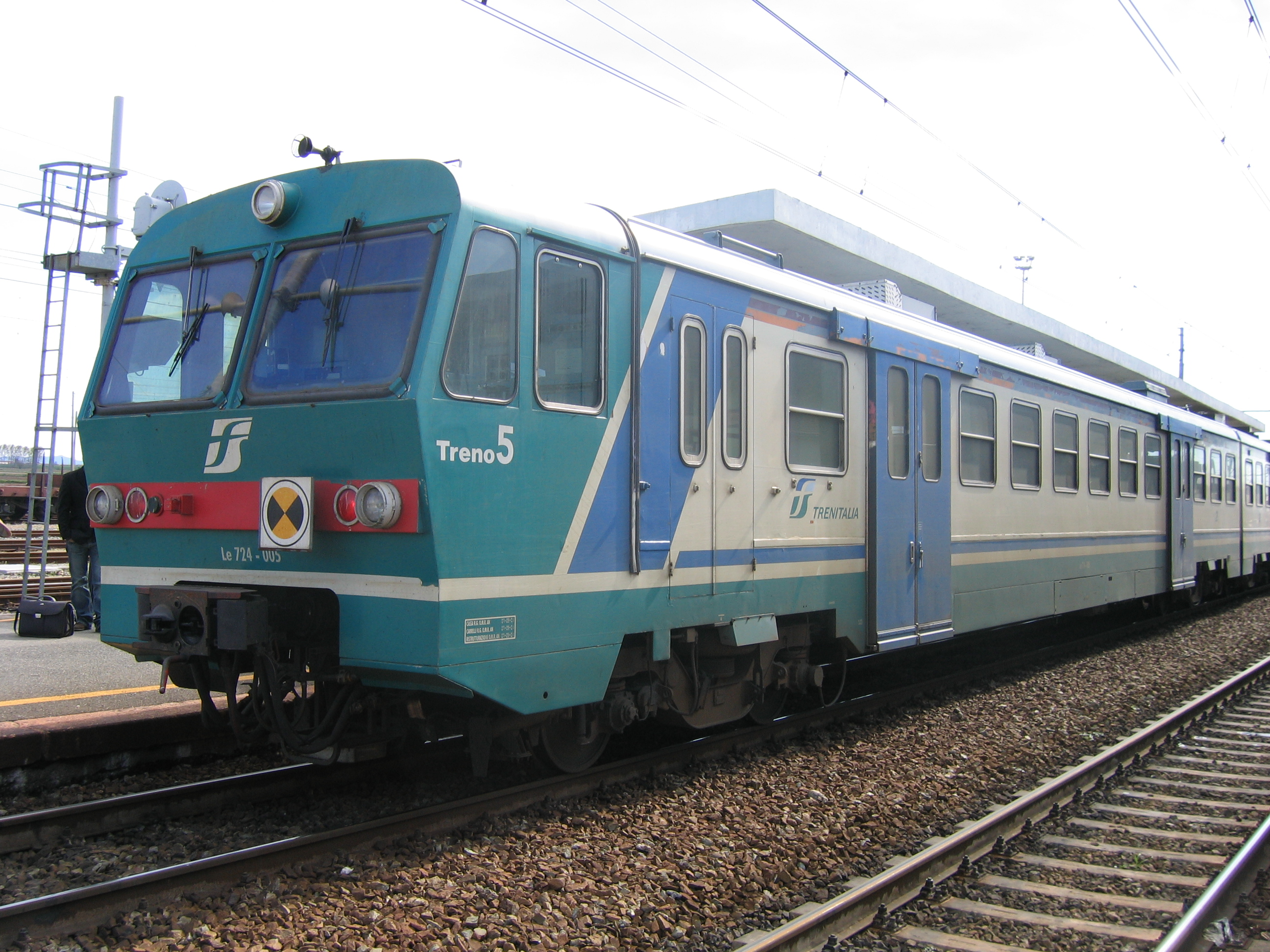 stazione treni Messina